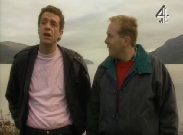 Arthur & Phil Go Off… To Loch Ness