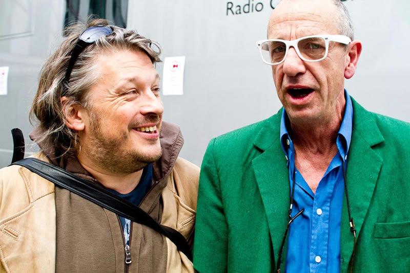 Edinburgh 2011 – With Richard Herring
