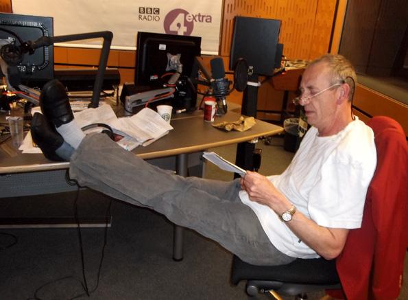 Arthur Smith: Radio Professional