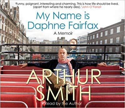 My Name is Daphne Fairfax: A Memoir – AUDIO