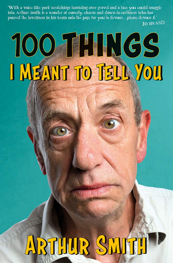 100 Things I Meant to Tell You – BOOK